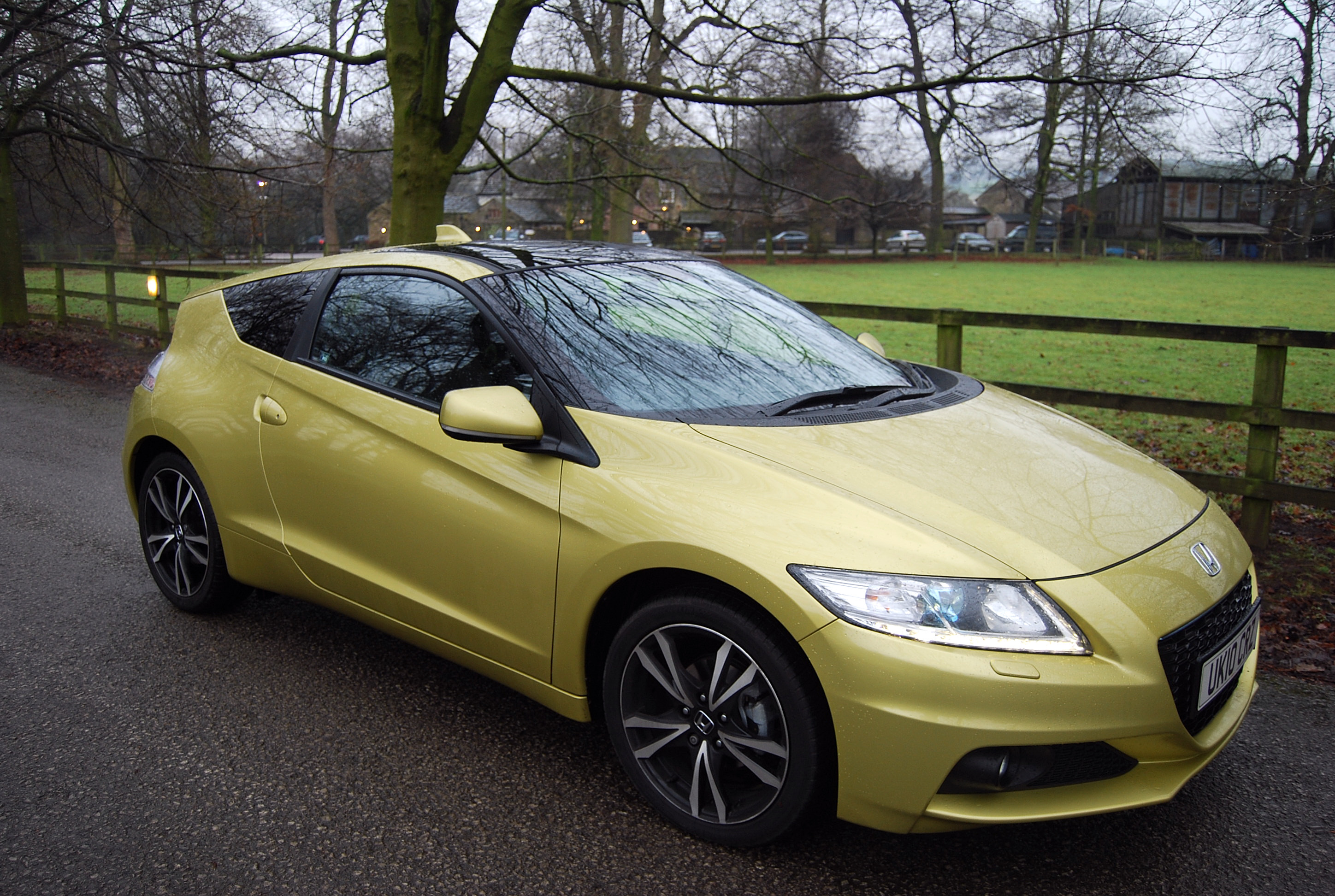 Honda CR-Z GT-T, Driven and Reviewed - Driving Torque