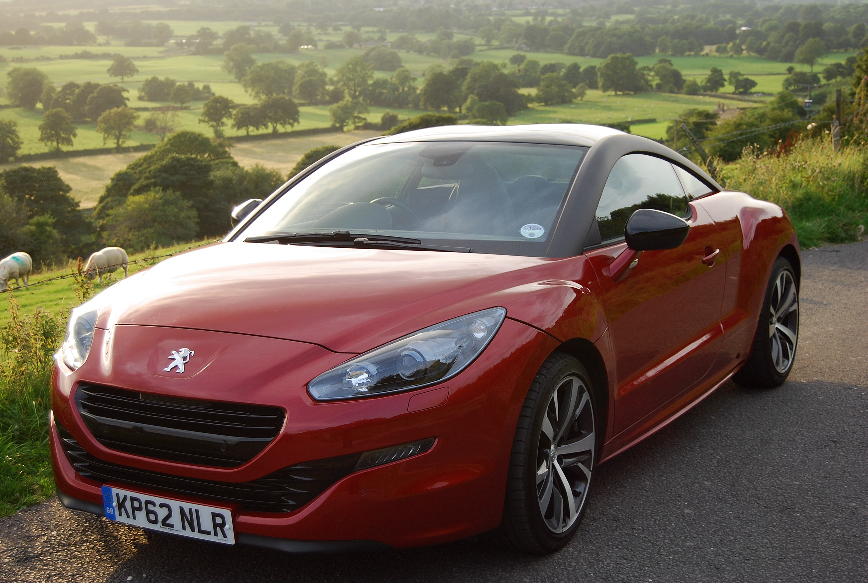 peugeot rcz gt review