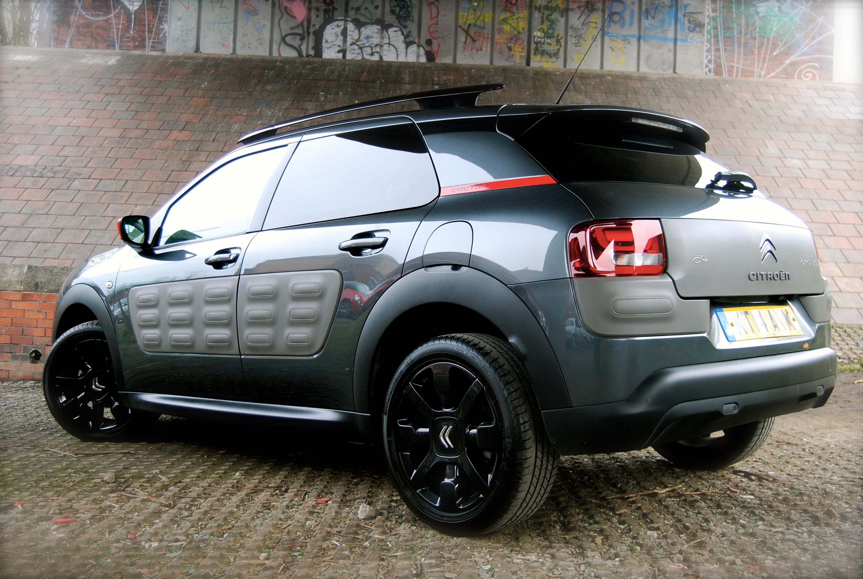 citroen c4 cactus review driving torque. Black Bedroom Furniture Sets. Home Design Ideas