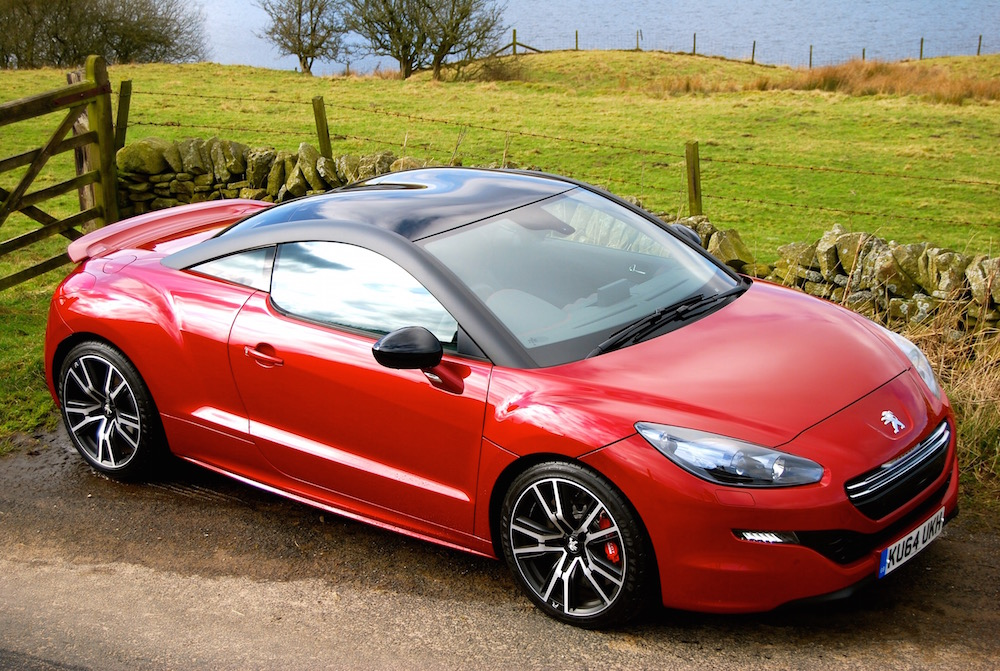 peugeot rcz r review