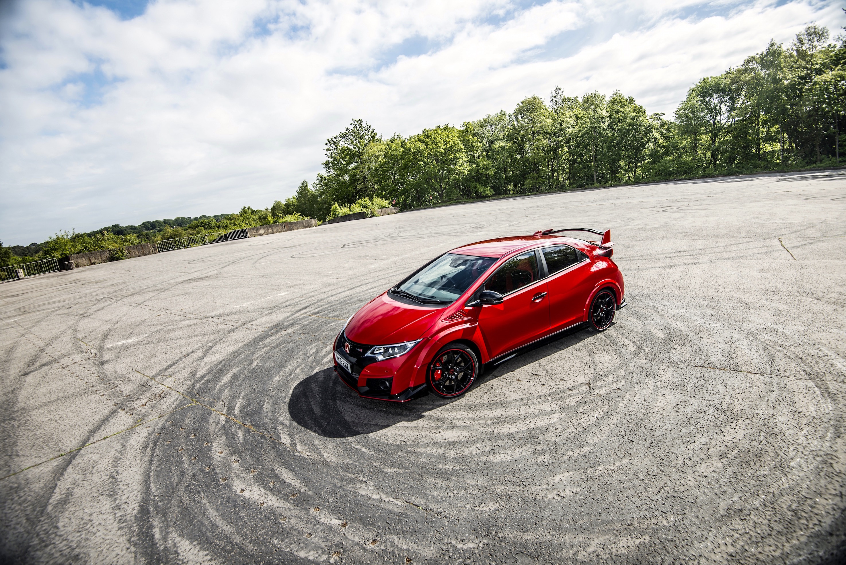 honda civic type r first drive review driving torque. Black Bedroom Furniture Sets. Home Design Ideas