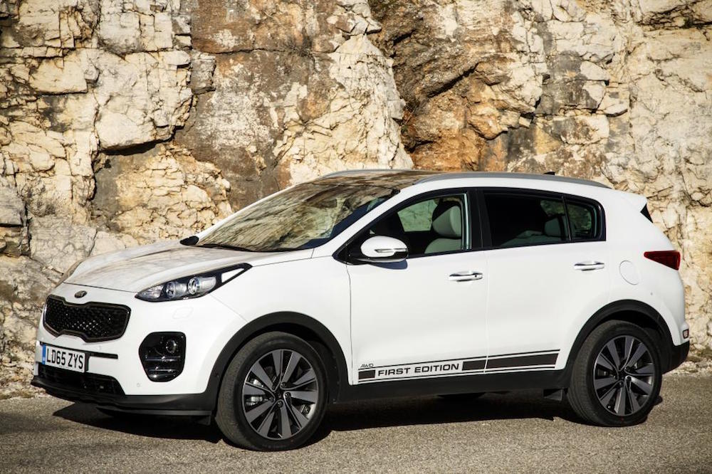 New Kia Sportage First Drive Review Driving Torque
