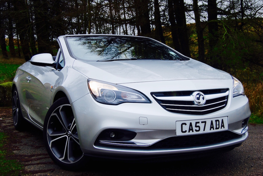Vauxhall Cascada Elite Review - Driving Torque